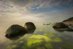 Ostseesand im Licht